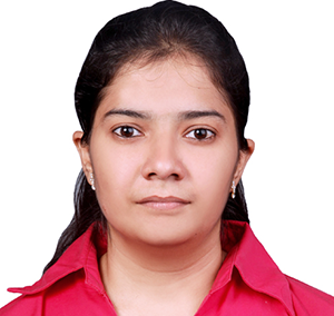 Shruti Krishna Desai iNDx Technology