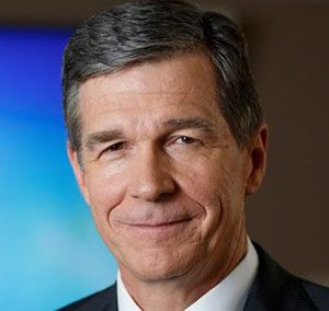 Roy Cooper Governor, NC